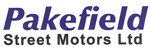 Logo of Pakefield Street Motors